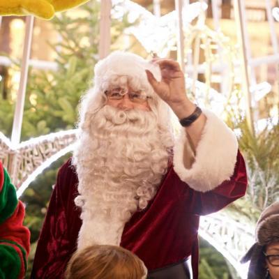 Père Noël à Amiens