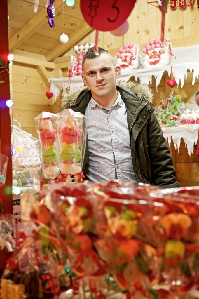 Bonbons de Noël - Glup's