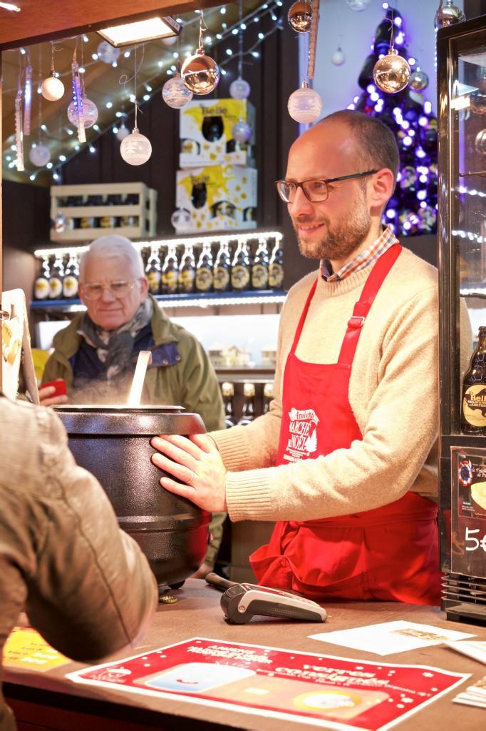 vente de bière