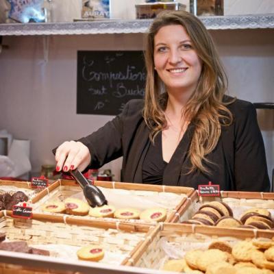 vente de gâteaux bretons