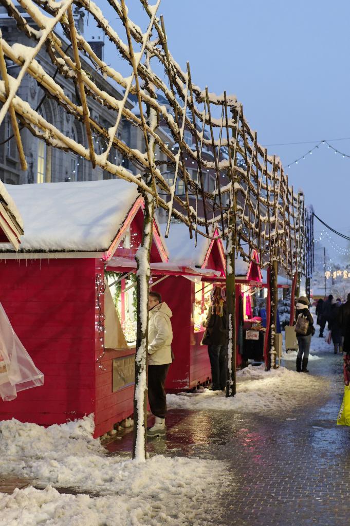 Marche Noel Amiens 2010