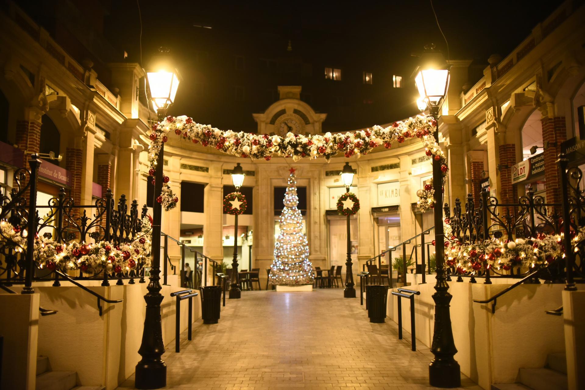 Noël dans la Galerie des Jacobins