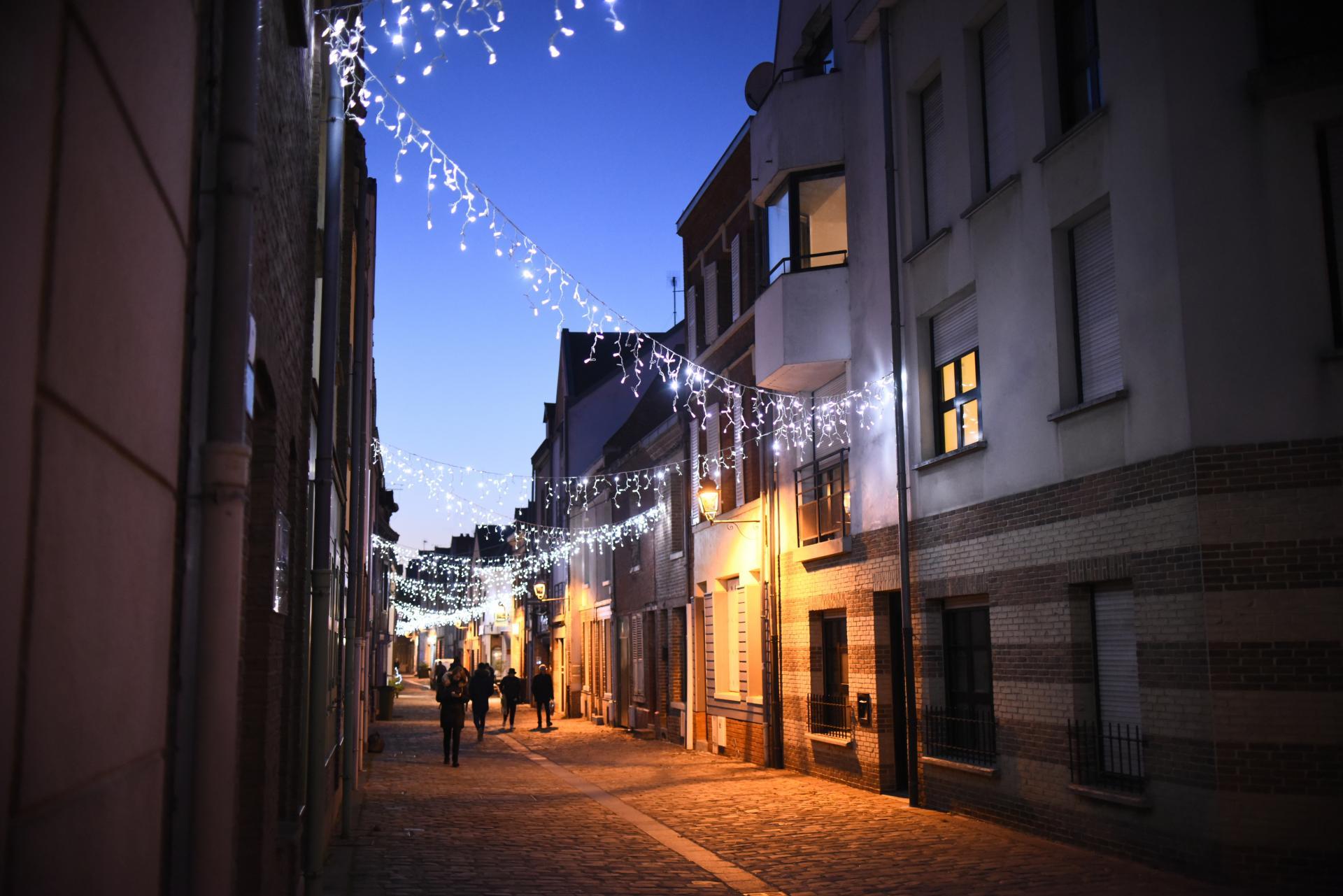 Illuminations à Saint Leu