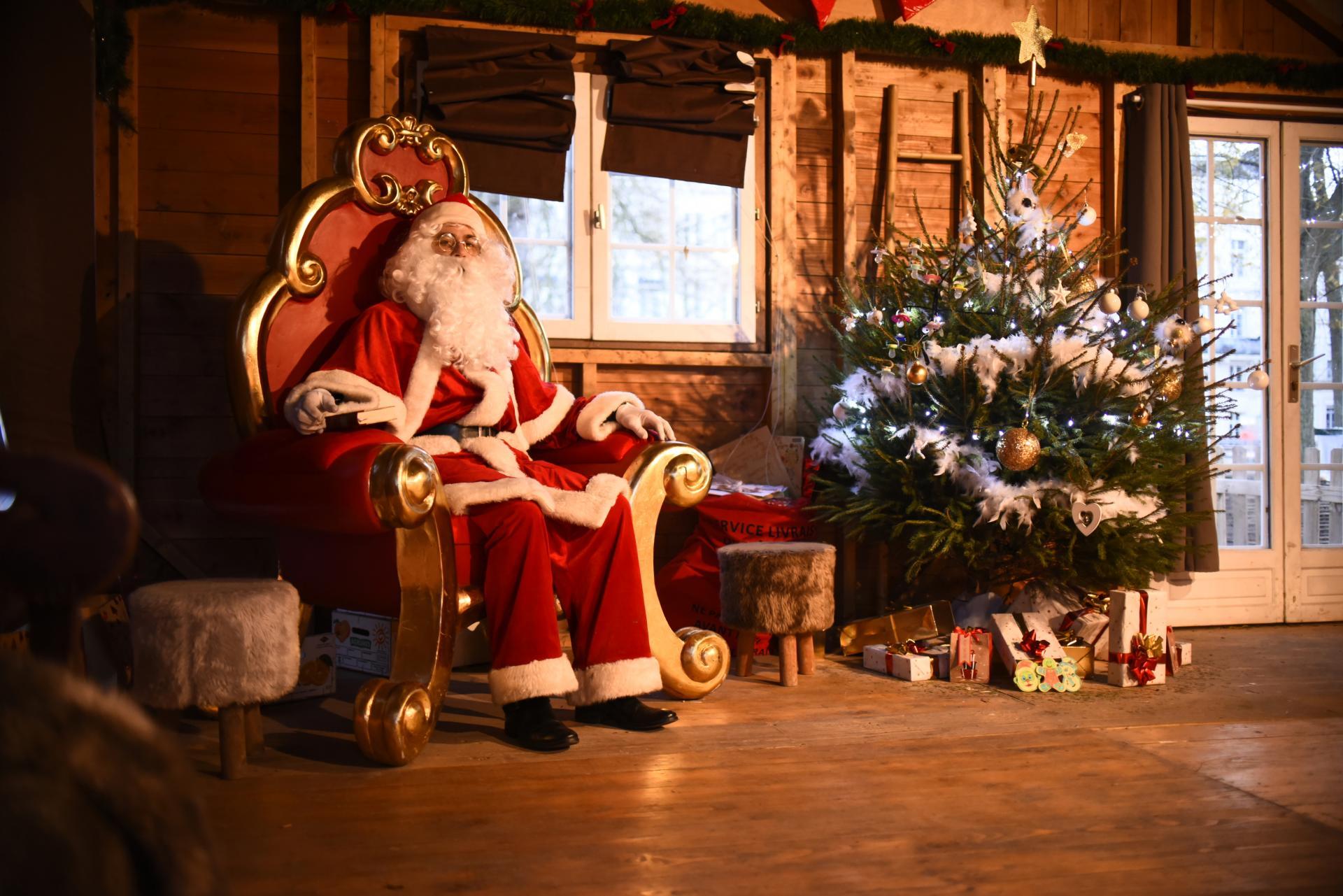 Le Père Noël d'Amiens