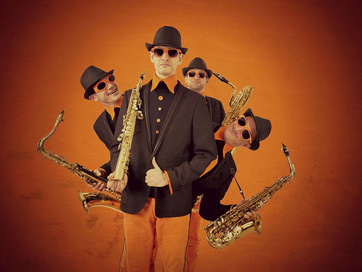 Saxez lair quartet officielle